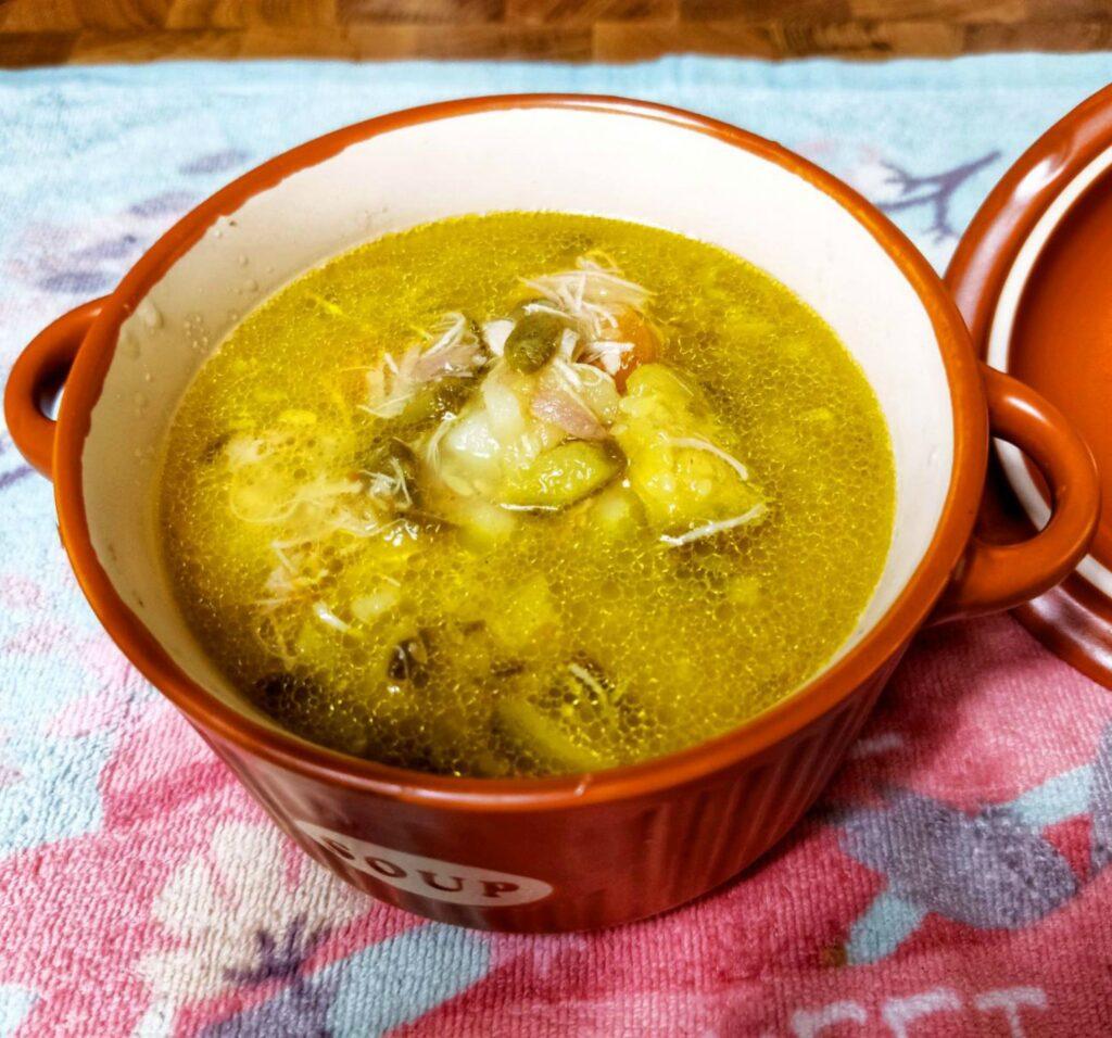 σούπα-λαχανικών