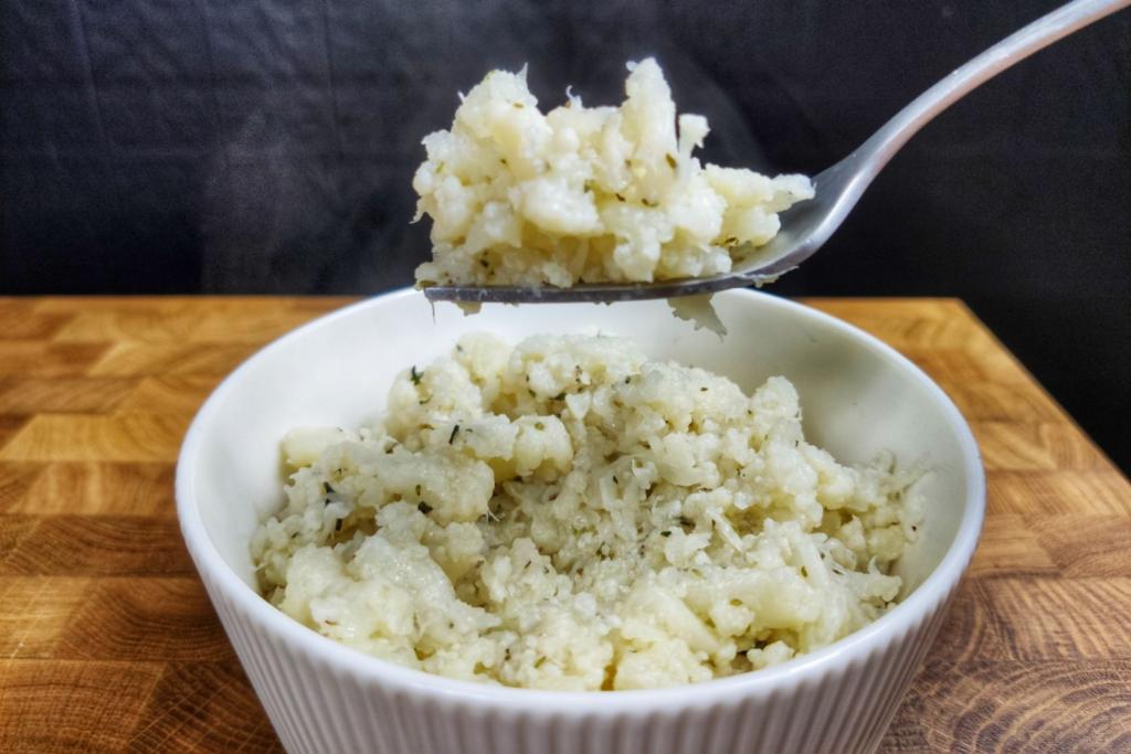 ρύζι-κουνουπιδιου