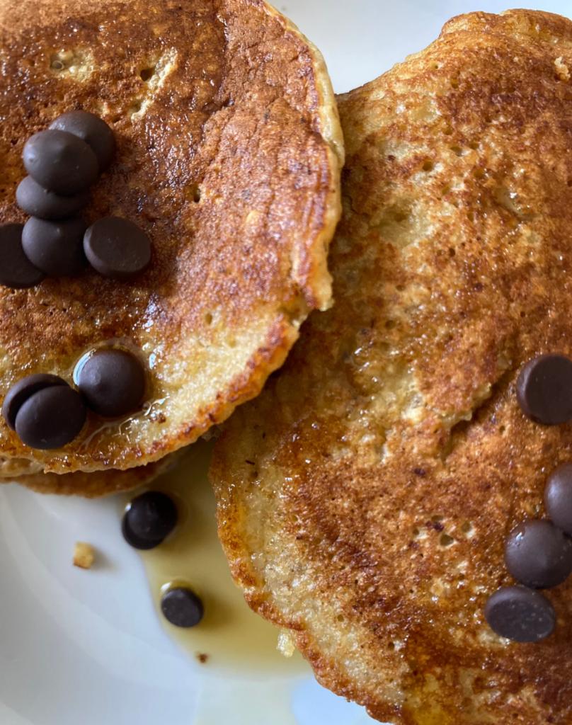 pancakes-βρώμης
